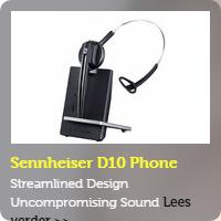 Aanrader: gsm headset