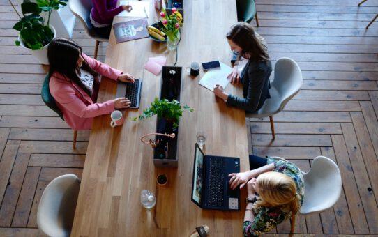Duurzame kantoormeubelen brengen je verder!