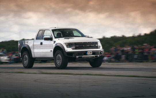 Ford F 150 Raptor, iets voor jou?