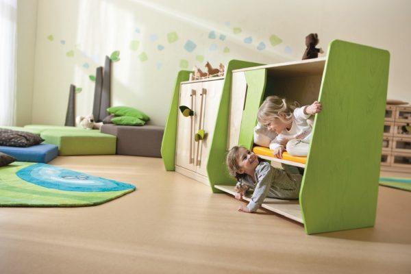 De beste kinderopvang meubels koop je via het internet