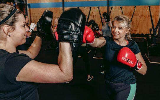 Crossboxing voor de beste gezondheid