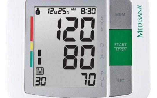 Waar moet je op letten bij het meten van de bloeddruk?