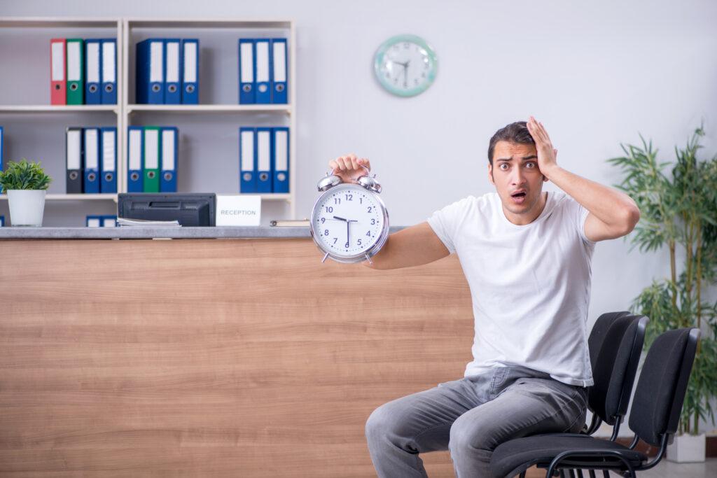 online tijdregistratie systeem